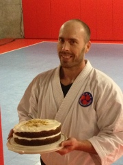 Sensei Phil's Carrot Cake