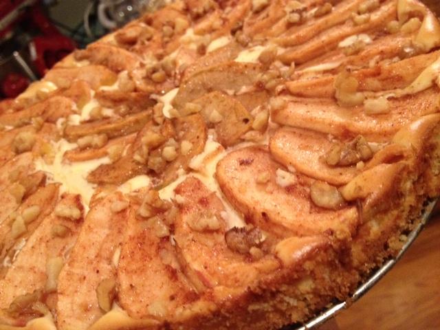 Apple Bavarian Torte Recipes — Dishmaps